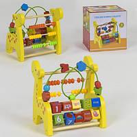 Деревянная игрушка Логическая игра Fun Toys С 39205
