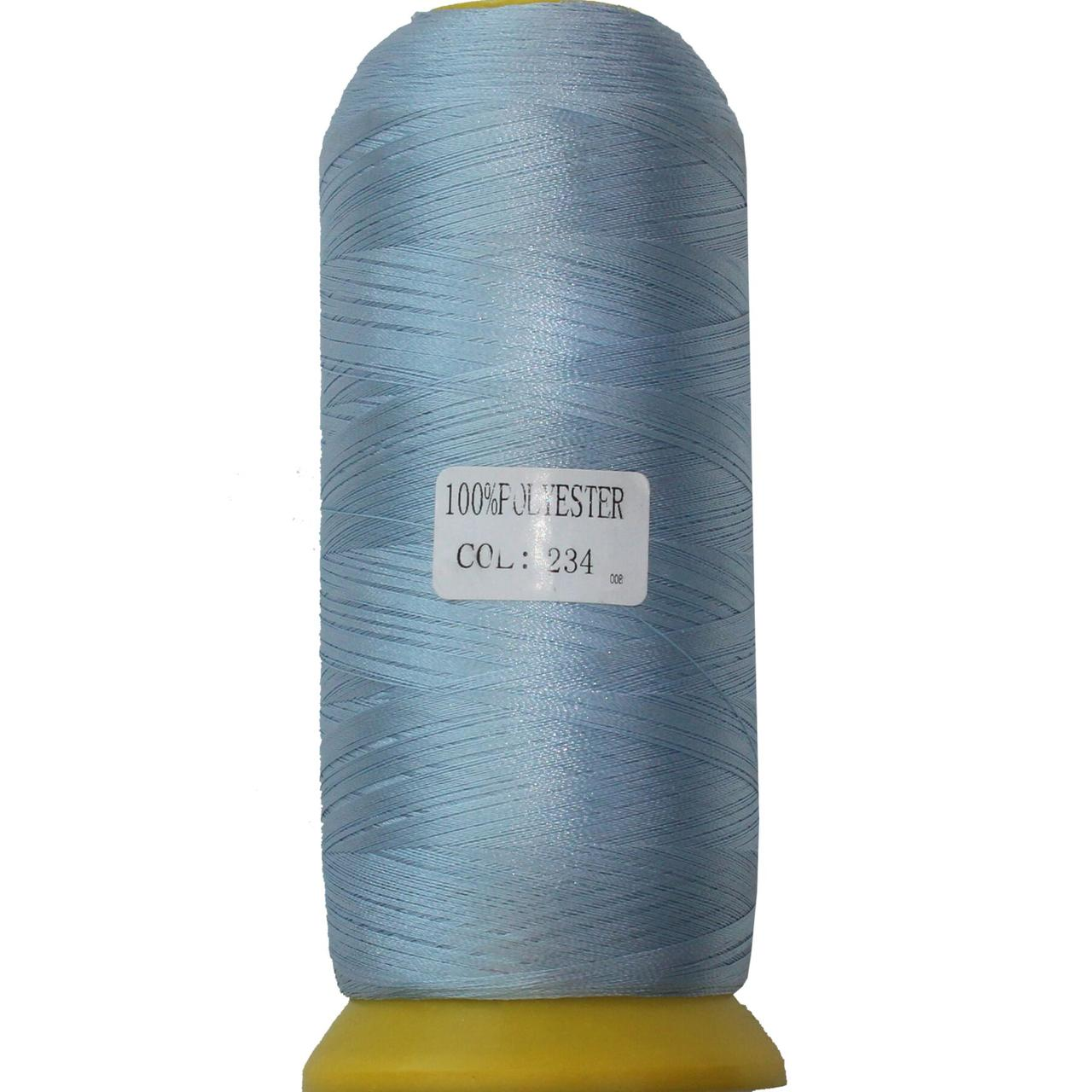 Нить полиэстер 40, 120D/2, цвет 234, Козачок-ТМ