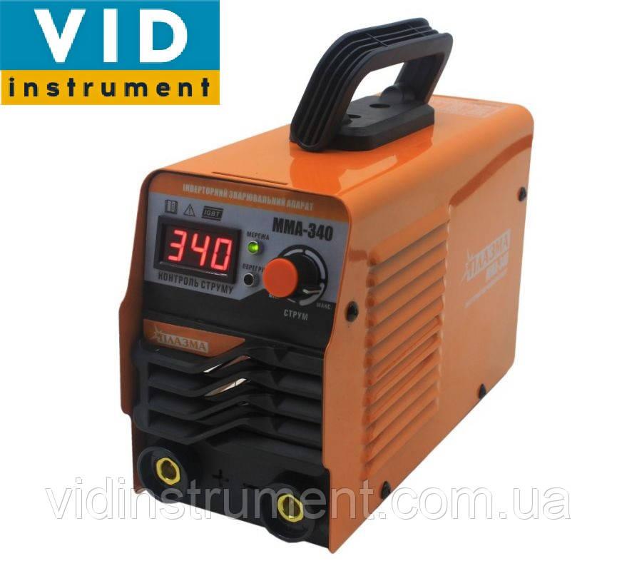 Сварочный инвертор Плазма ММА-340D (дисплей)