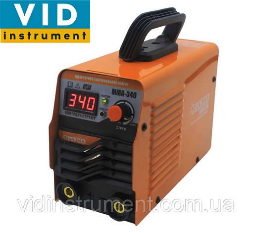 Сварочный инвертор Плазма ММА-340D (дисплей), фото 2