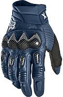 Мото перчатки Fox Bomber Glove синие, L (10)