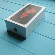Коробка Apple iPhone 6S Space Gray