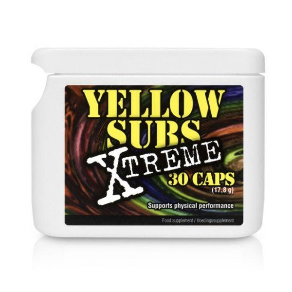 Yellow Subs Xtreme EFS (30 caps)