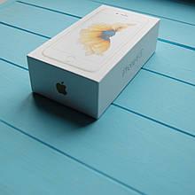 Коробка Apple iPhone 6S Gold