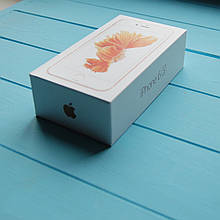 Коробка Apple iPhone 6S Rose Gold