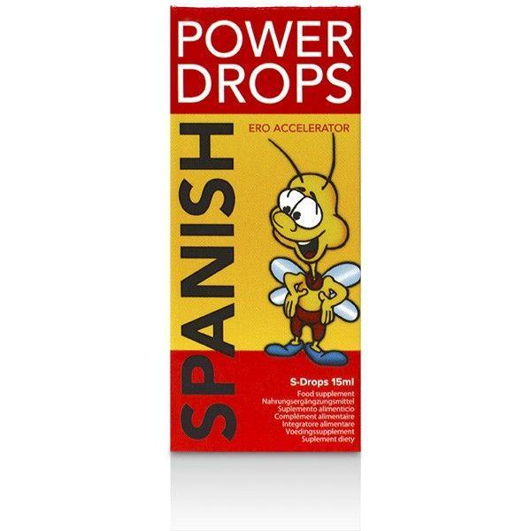 Spanish power drops (15ml)
