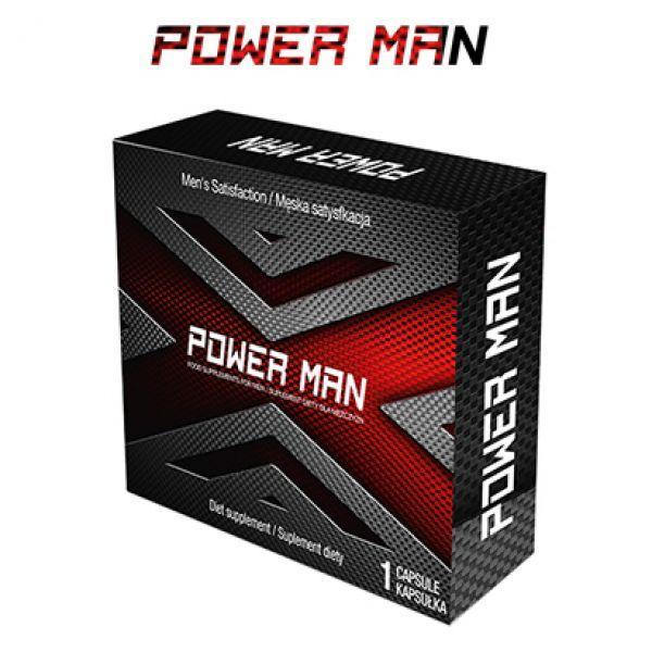 Power Man - 1 capsule
