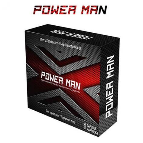 Power Man - 1 capsule, фото 2