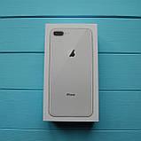 Коробка Apple iPhone 8 Plus Silver, фото 4