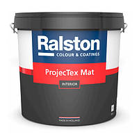 Ralston Projec Tex Mat W матовая краска Ралстон Прожек Текс Мат 10л