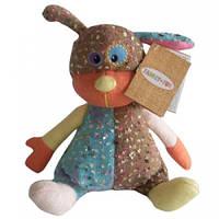 Мягкая игрушка Family-Fun семья Друзяки - Щенок Бобби 21 см