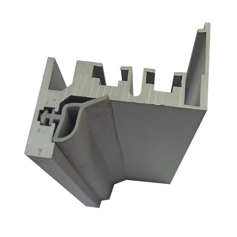 Алюминиевая коробка  Z - образная (с наличником)