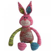 Мягкая игрушка Family-Fun семья Шарфят - Кролик Банни 23 см