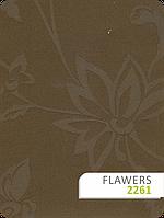 Ткань Флаверс для тканевых роллет