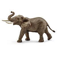 Игрушка-фигурка Африканский слон самец  Schleich  14762