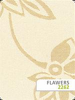 Ткань Флаверс для штор рулонных