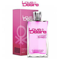 Феромоны для женщин Love & Desire woman - 50ml