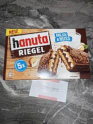Батончики Hanuta Riegel 172,5 грм