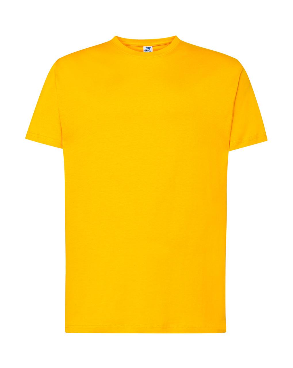 Мужская футболка JHK REGULAR PREMIUM T-SHIRT цвет персиковый (PH)