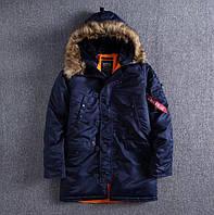 Куртка Alpha Industries (Аляска) N3-B Parka
