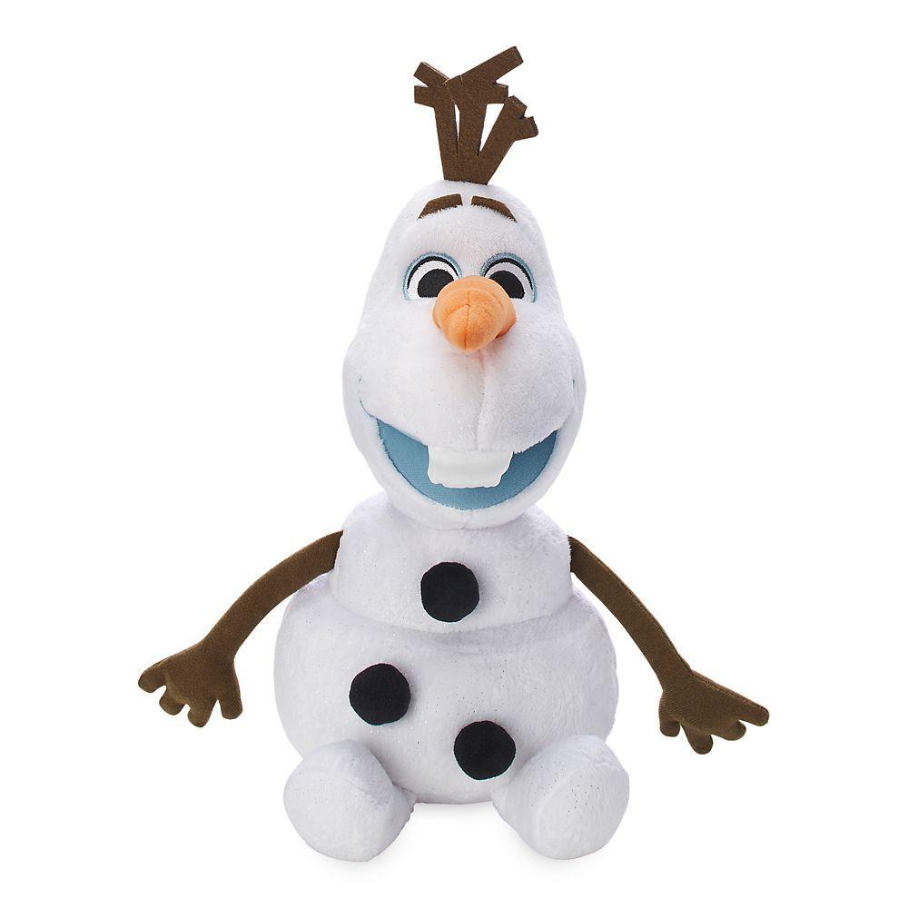 Disney мягкая игрушка снеговик Олаф 33см - Холодное сердце 2