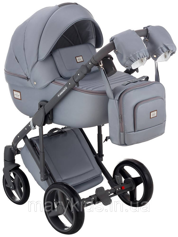 Детская универсальная коляска 2 в 1 Adamex Luciano Q-121