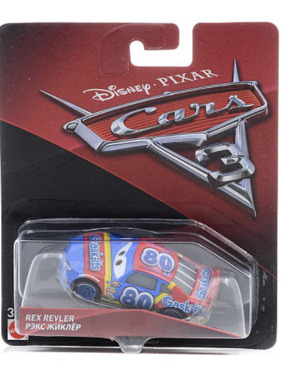 Гонщик 80 з тачок 3 cars 3 Mattel
