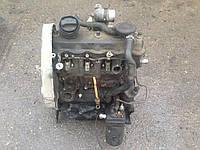 Двигатель AHU 1,9ТДИ в сборе с коллекторами и турбиной Поло Гольф 3 Пассат Б3 Б4 Венто