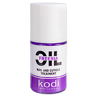 "Масло для кутикулы Kodi Professional ""Freesia"" - фрезия, 15 мл"