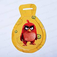 Санки-мягкая льдинка (Angry  Birds)