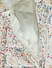 "Комбинезон для девочки белый ""Зайчики и цветочки"" George р. 74/80, фото 5"