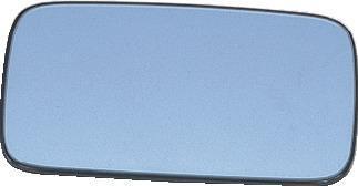 Вкладыш бокового зеркала BMW 7 Е32 87-94 левый