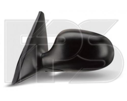 Зеркало боковое Daewoo Lanos / Sens 98- левое, эл.привод, без обогрева (FPS)