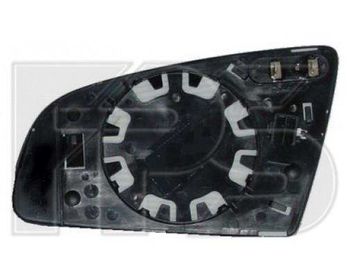 Вкладыш бокового зеркала Audi A6 05-10 (C6) правый (FPS) FP 1204 M52