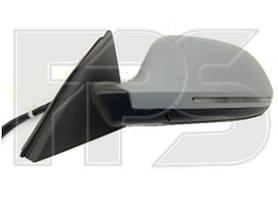 Зеркало боковое Audi A4 B8 '08-10 правое (FPS) FP 1218 M02
