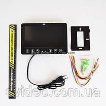 Видеодомофон ATIS AD-720HD Black, фото 3