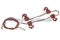 Микровыключатели блока поджига для газовой плиты Electrolux 3421330105