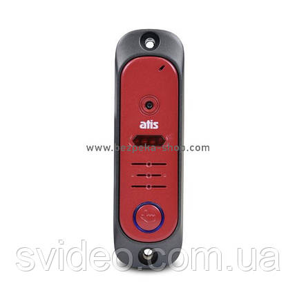 Видеопанель ATIS AT-380HR Red, фото 2