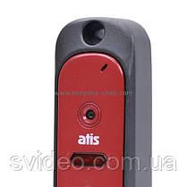 Видеопанель ATIS AT-380HR Red, фото 3