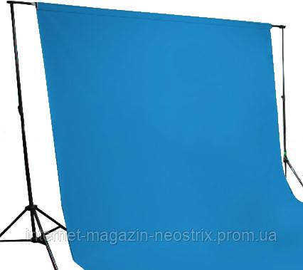 Студийный бумажный фон The BD Company 2,72х11 м (синий) 161 PATRIOT