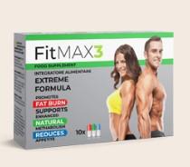 FitMAX3 (ФитМакс3) - капсули для схуднення