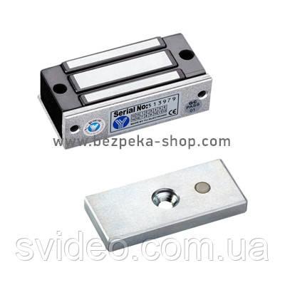 Электромагнитный замок YM-60 для системы контроля доступа, фото 2