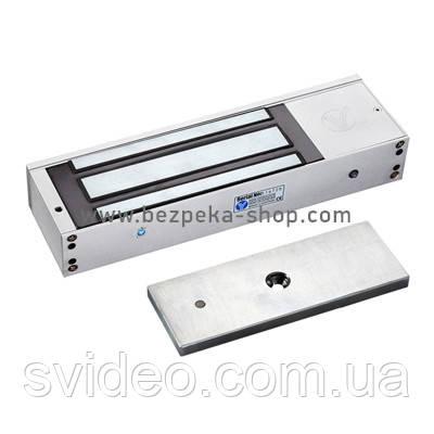 Электромагнитный замок YM-750T(LED) с датчиком состояния двери для системы контроля доступа, фото 2