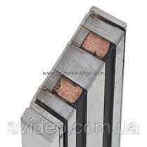 Электромагнитный замок YM-750T(LED) с датчиком состояния двери для системы контроля доступа, фото 3