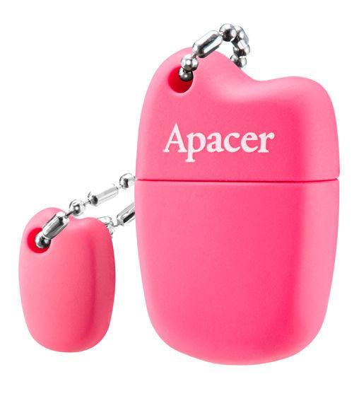 Флеш USB 2.0 Apacer AH118 16GB Pink (AP16GAH118P-1)