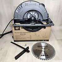 Пила дисковая Элпром ЭПД 2300 Вт 255 диск, фото 1