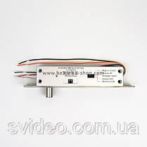 Ригельный замок YB-500B(LED) врезной для системы контроля доступа, фото 2