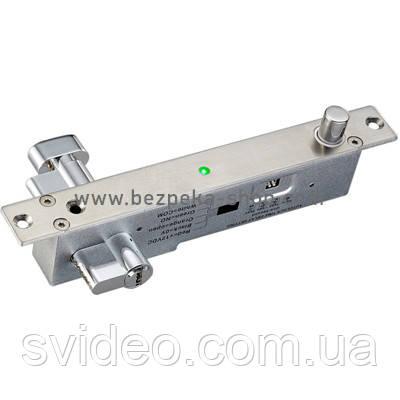 Ригельный замок YB-500C(LED) врезной для системы контроля доступа, фото 2