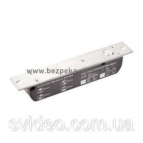Ригельный замок YB-700A(LED) врезной для системы контроля доступа, фото 2