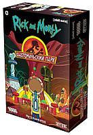 Рик и Морти: Анатомический парк, настольная игра